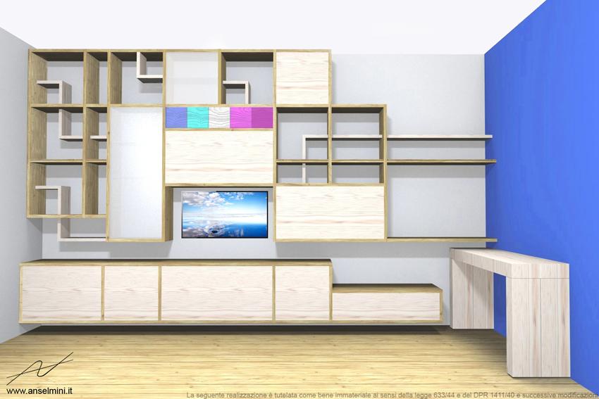 Progettazione 4a arreda for Design interni brescia