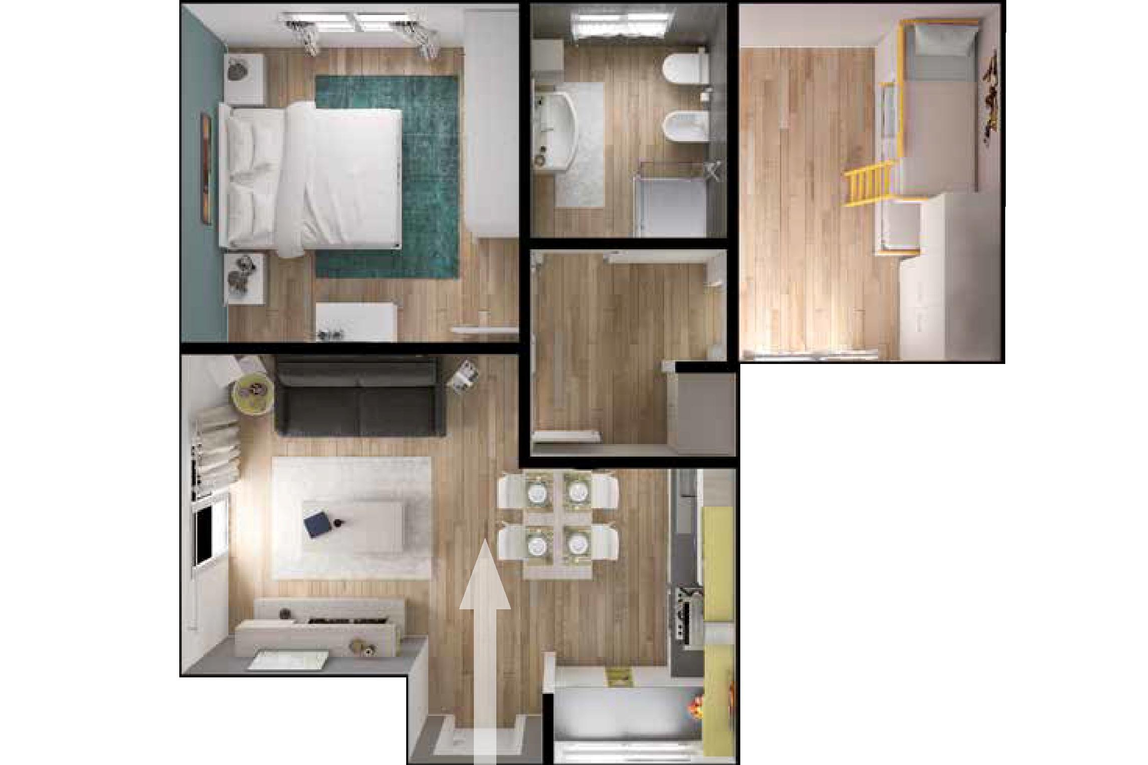 Cucine A Muro Foto mobili e arredamenti su misura a brescia , mantova , cremona