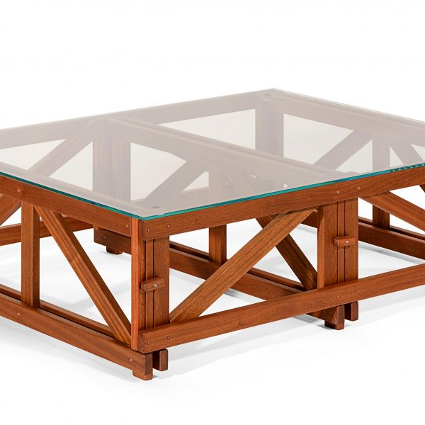 coffee table PRATICABILE DA CAFFE' design by Andrea Anselmini studio architettura d'interni Brescia