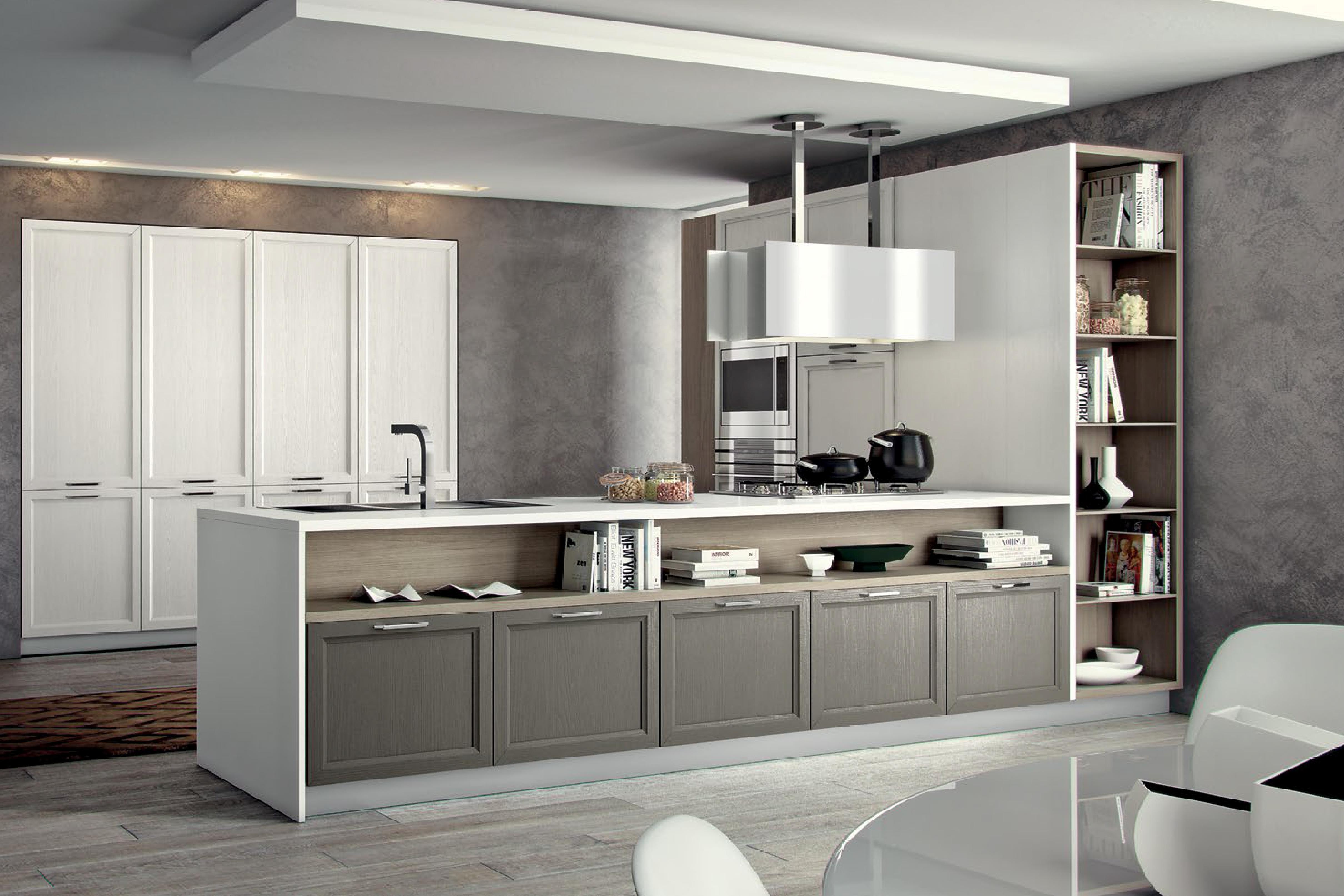 Cucine Moderne E Classiche Su Misura.Cucine Classiche O Cucine Moderne Ma Sempre Artigianali E Su